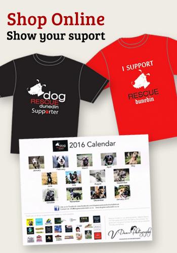 Dog Rescue Dunedin - Shop Online
